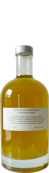 Olive oil from Domaine de Garbelle